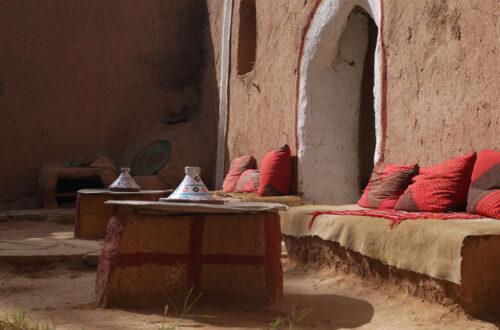 Article : En passant par le Sahara…