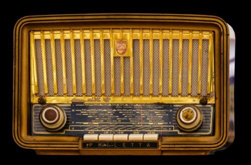 Article : Radio aveugle, je t'aime !